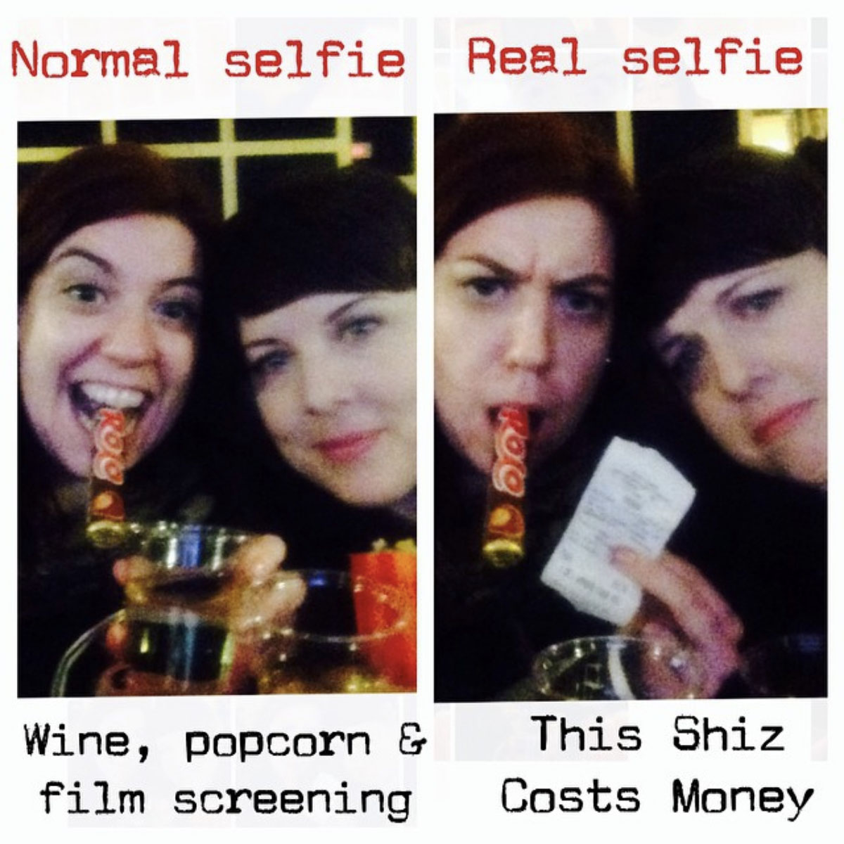 Real Selfies